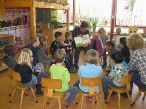 Voorlezen voor kinderen