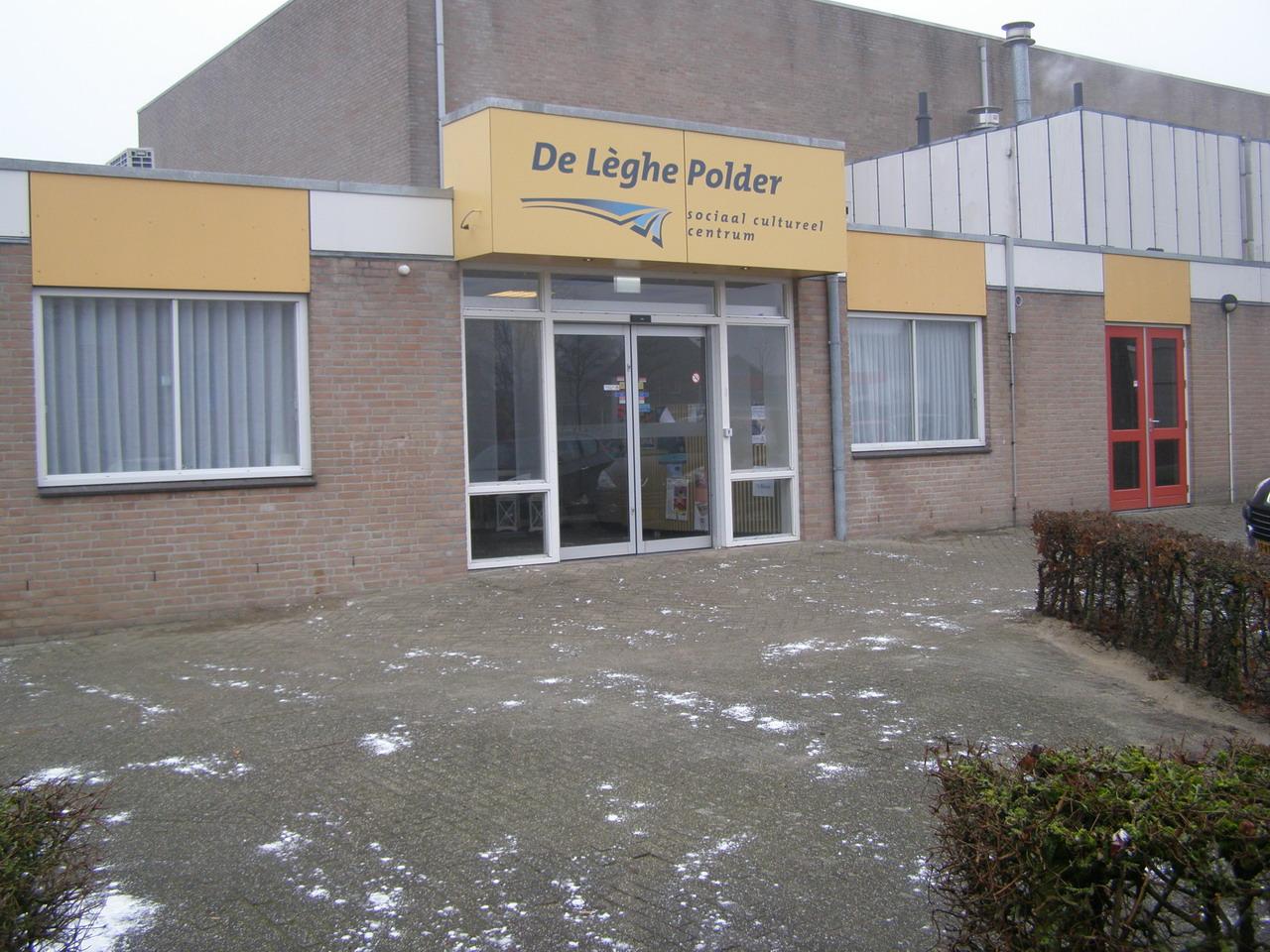Dorpshuis De Lèghe Polder