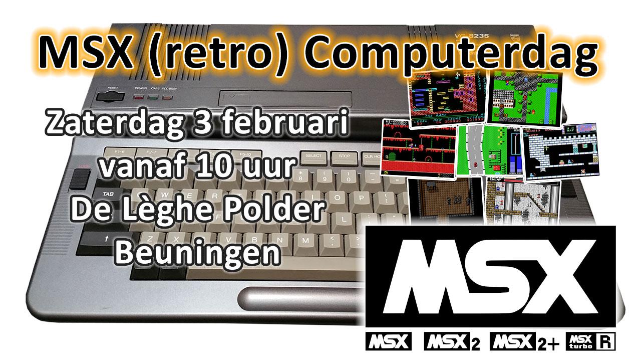 MSX Computerdag