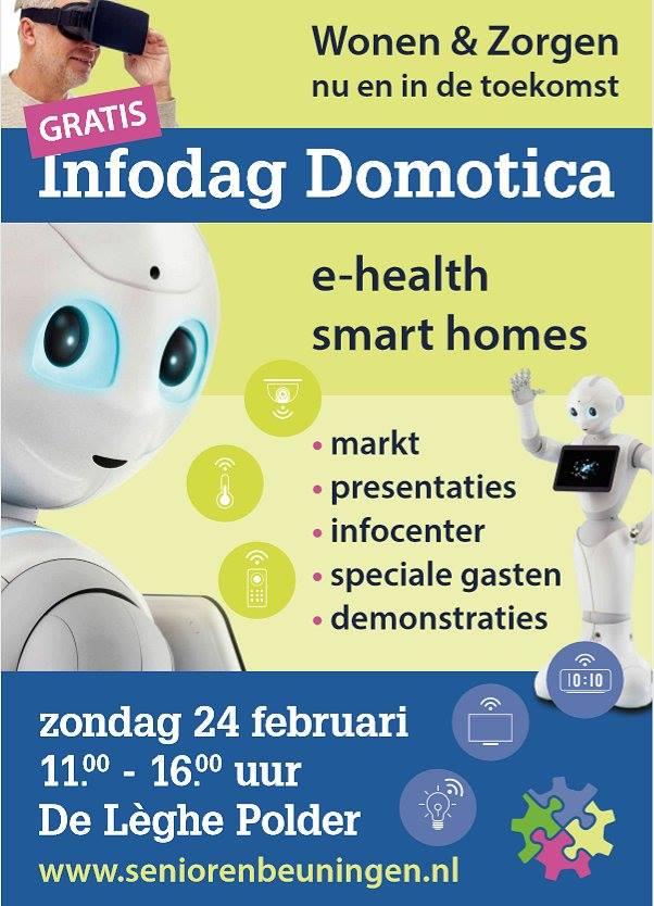 Domotica Zondag 24 februari