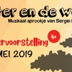 Kunst en Volharding speelt Peter en de Wolf – 11 mei