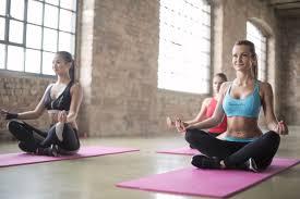 Combinatie van yoga en tai chi 12 april